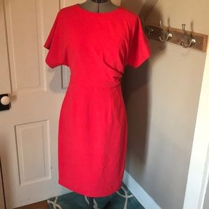 Ted Baker Red cocktail dress